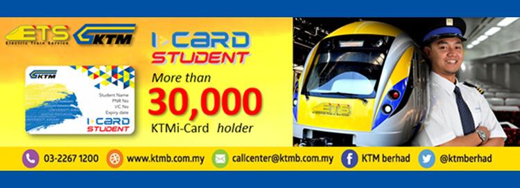 Ktm I Card Information Ktmb