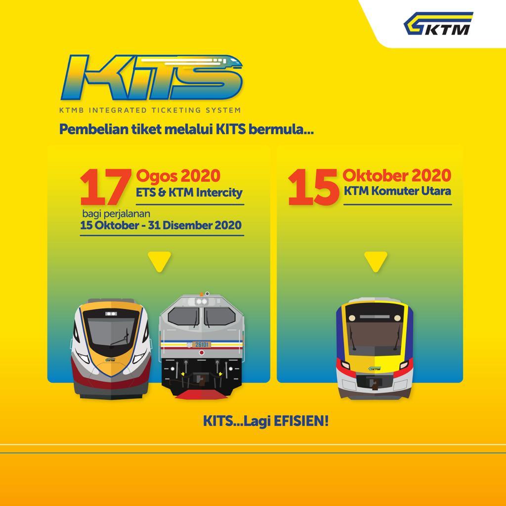 Book Ktm Ets Intercity Train Ticket Online In Malaysia Ktmb