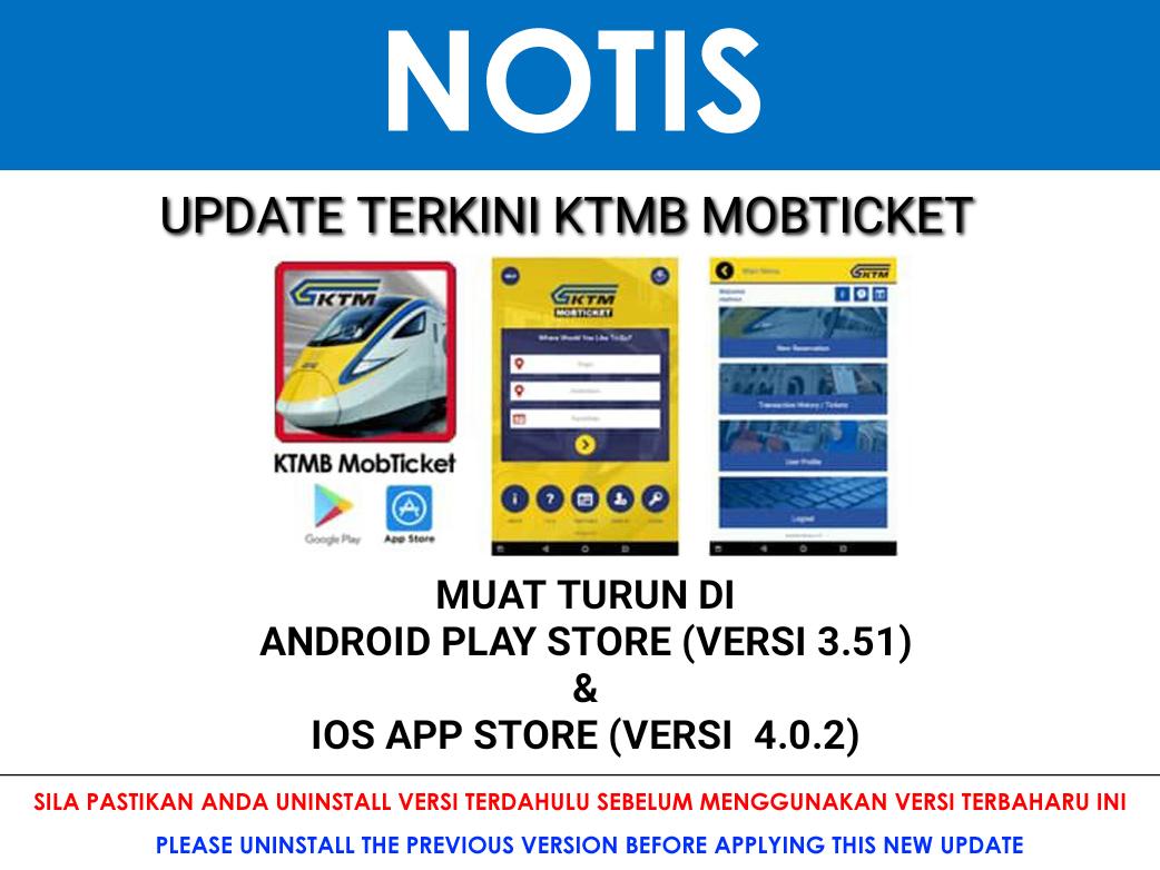 Book KTM, ETS & Intercity Train Ticket Online In Malaysia - KTMB